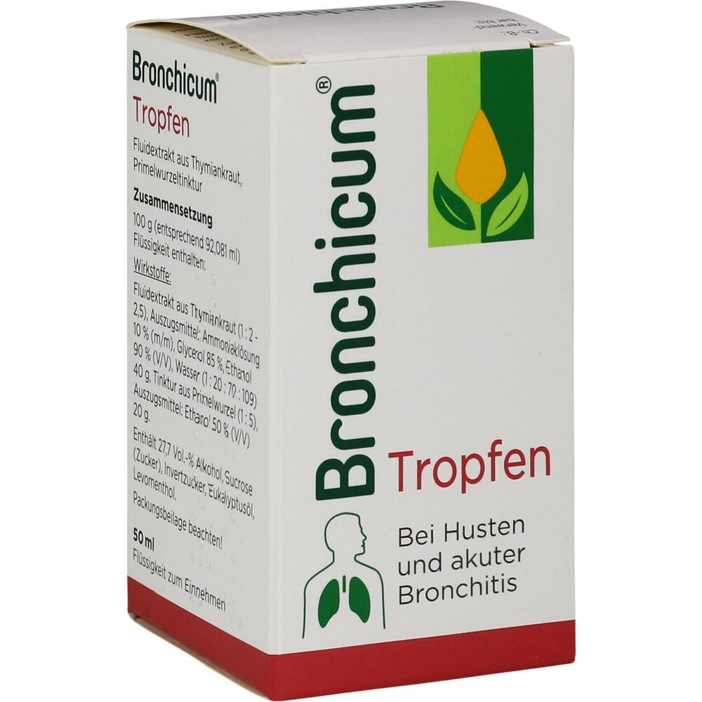 01852107, Bronchicum, 50 ML