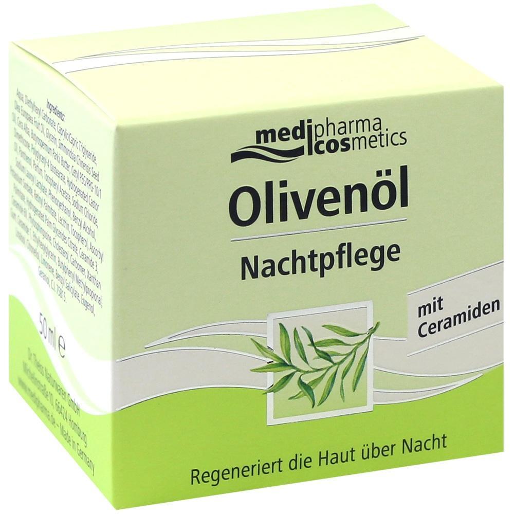 01864978, Olivenöl Nachtpflege, 50 ML
