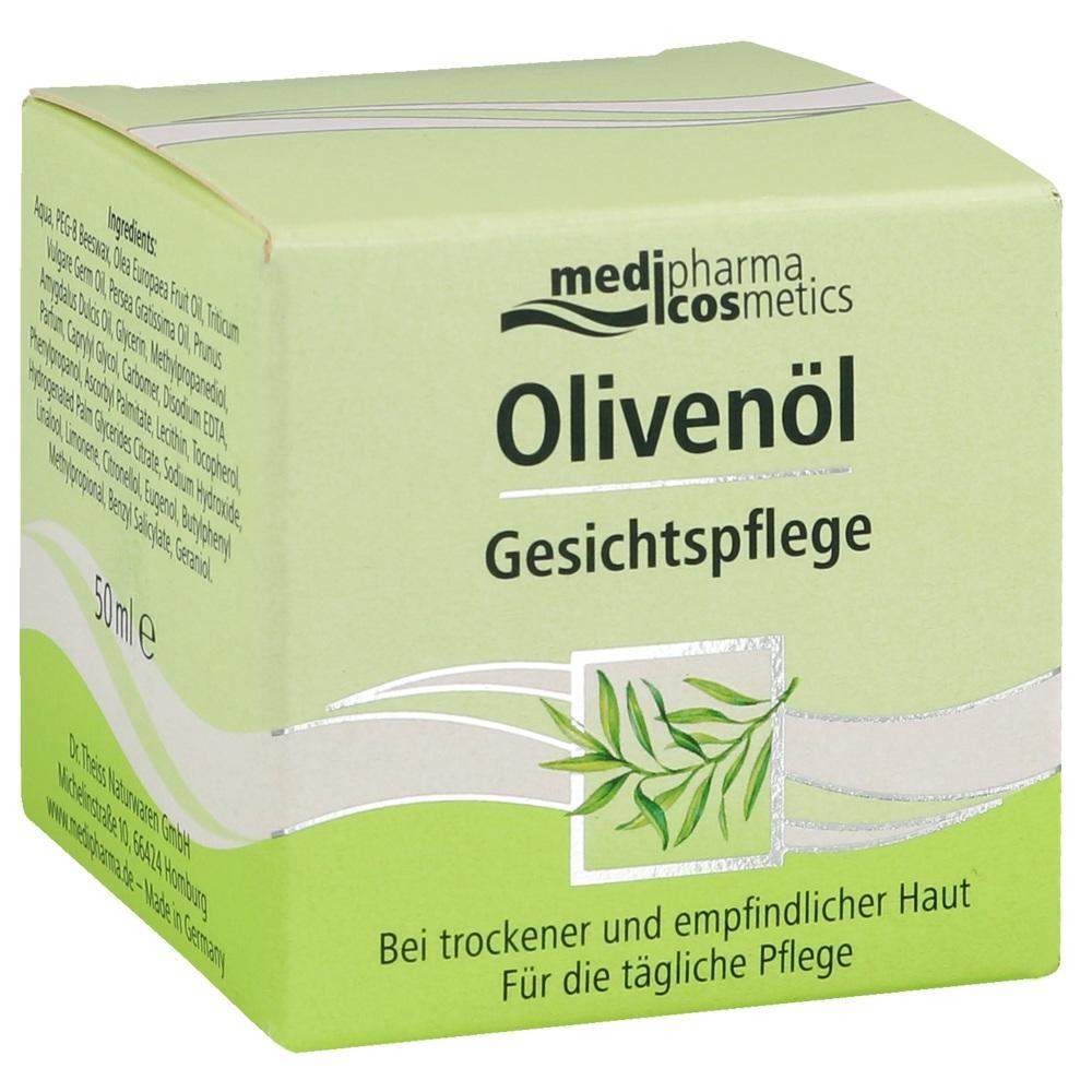 01865133, Olivenöl Gesichtspflege, 50 ML