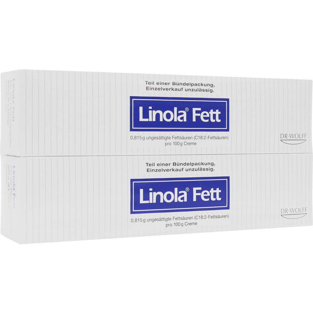 01875829, Linola Fett, 2X250 G