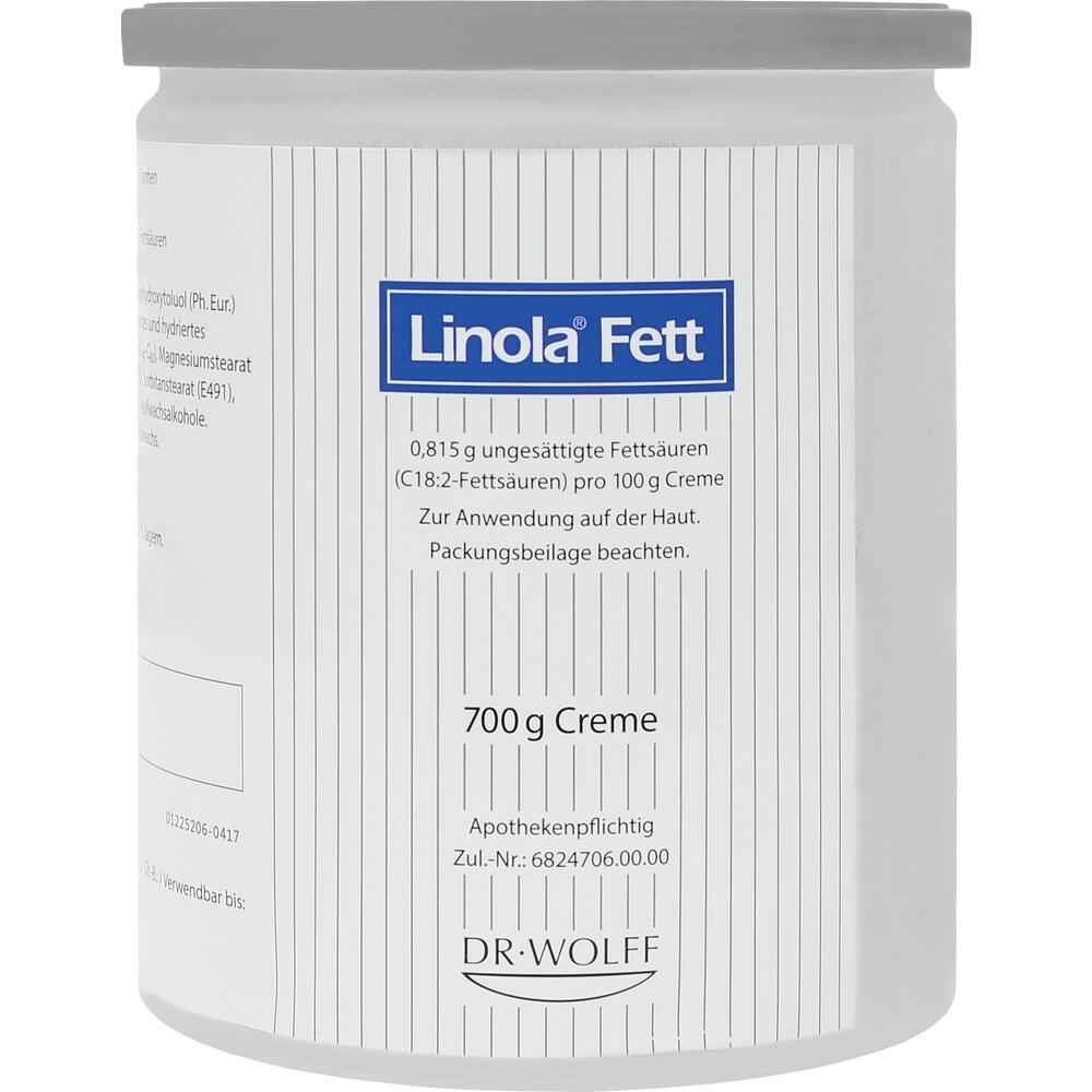 01875835, Linola Fett, 700 G