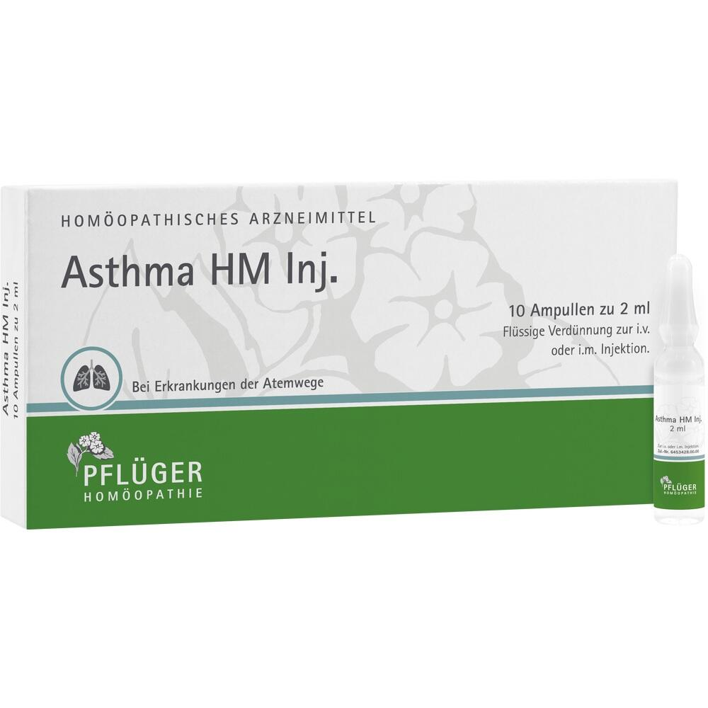 01876740, Asthma HM Inj., 10X2 ML