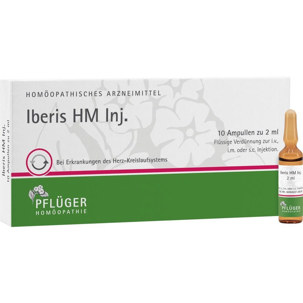 01876993, Iberis HM Inj., 10 ST