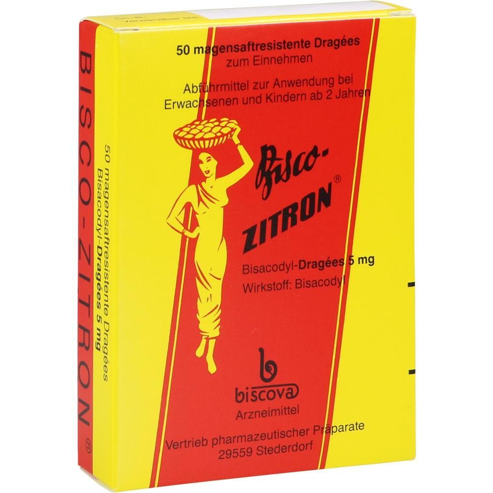 Bisco-Zitron magensaftresistent