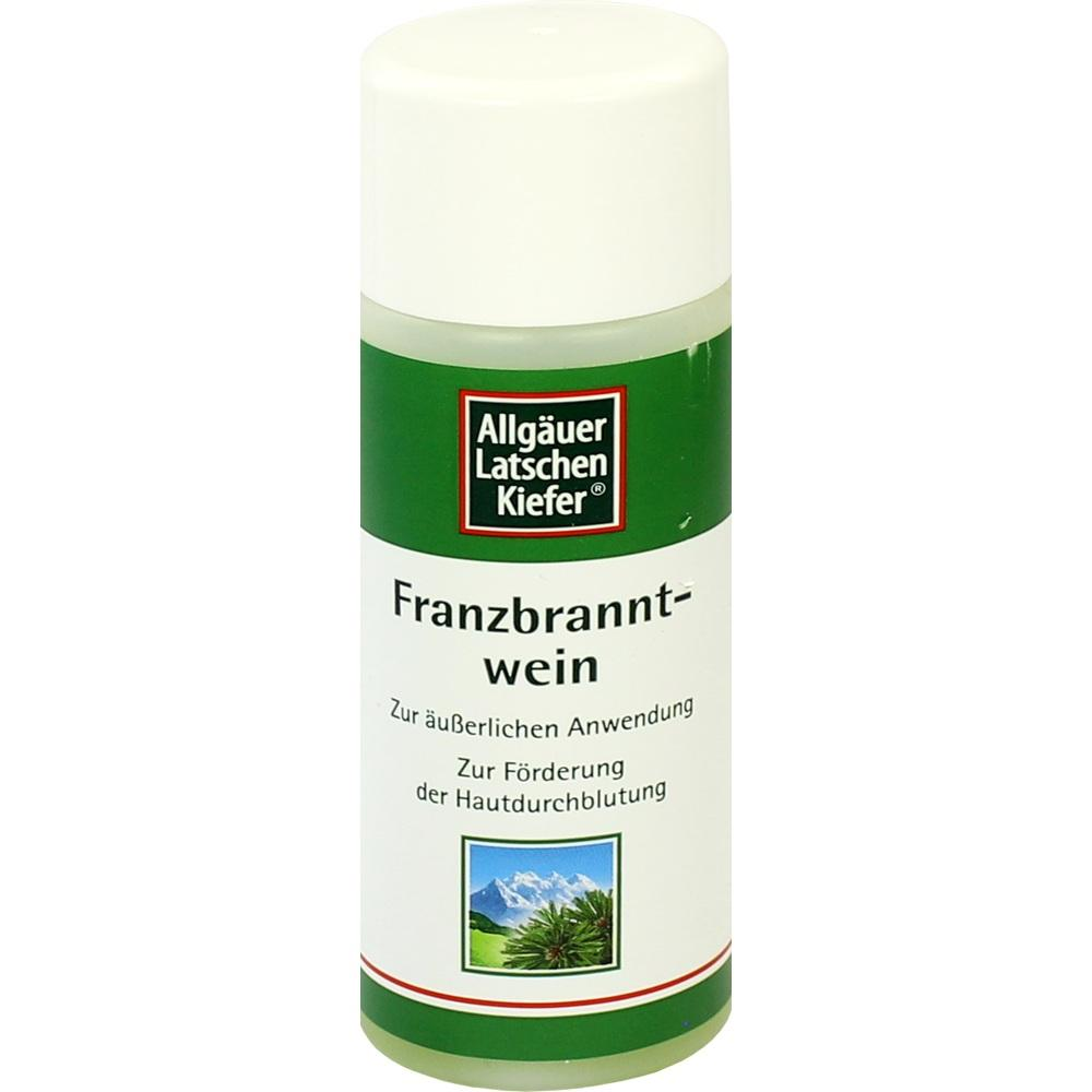 01986440, Allgäuer LK Franzbranntwein extra stark, 100 ML