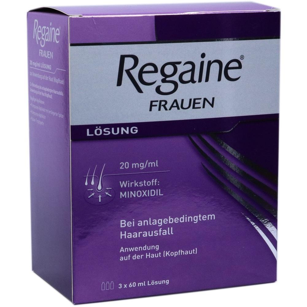 01997030, Regaine Frauen, 3X60 ML