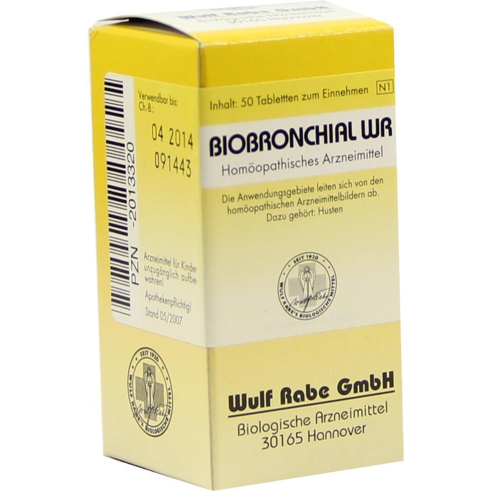 02013320, Biobronchial WR, 50 ST