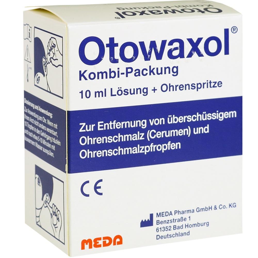 02028296, OTOWAXOL, 10 ML