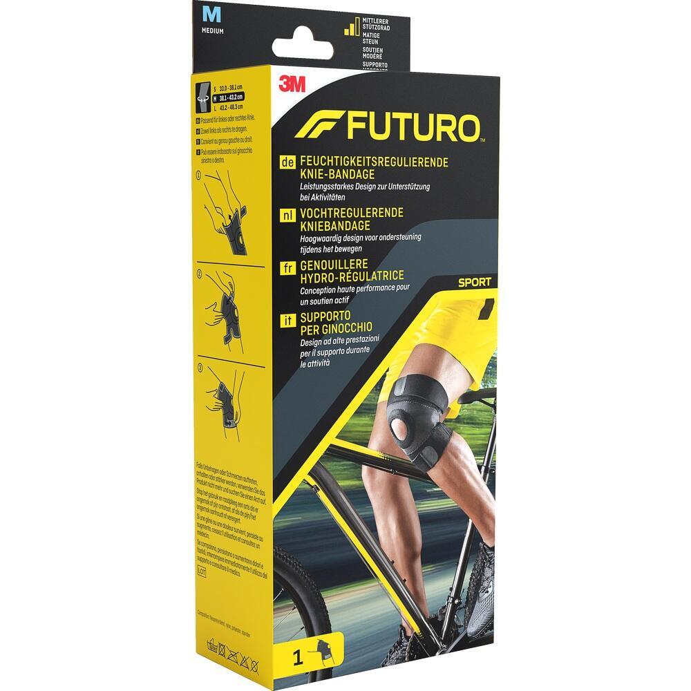 02043249, Futuro Sport Kniebandage M, 1 ST