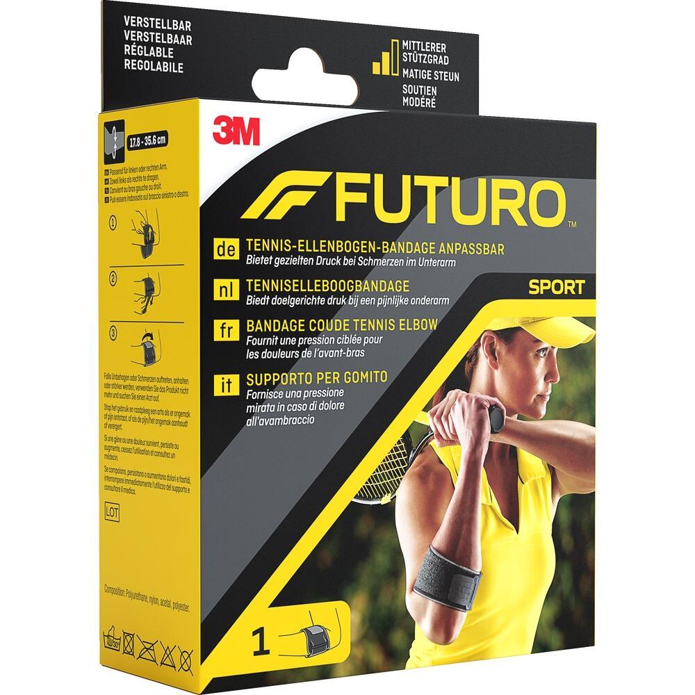 02043338, Futuro Sport Ellenbogenbandage, 1 ST