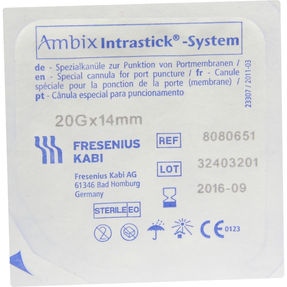 AMBIX Intrastick System 20 Gx14 mm