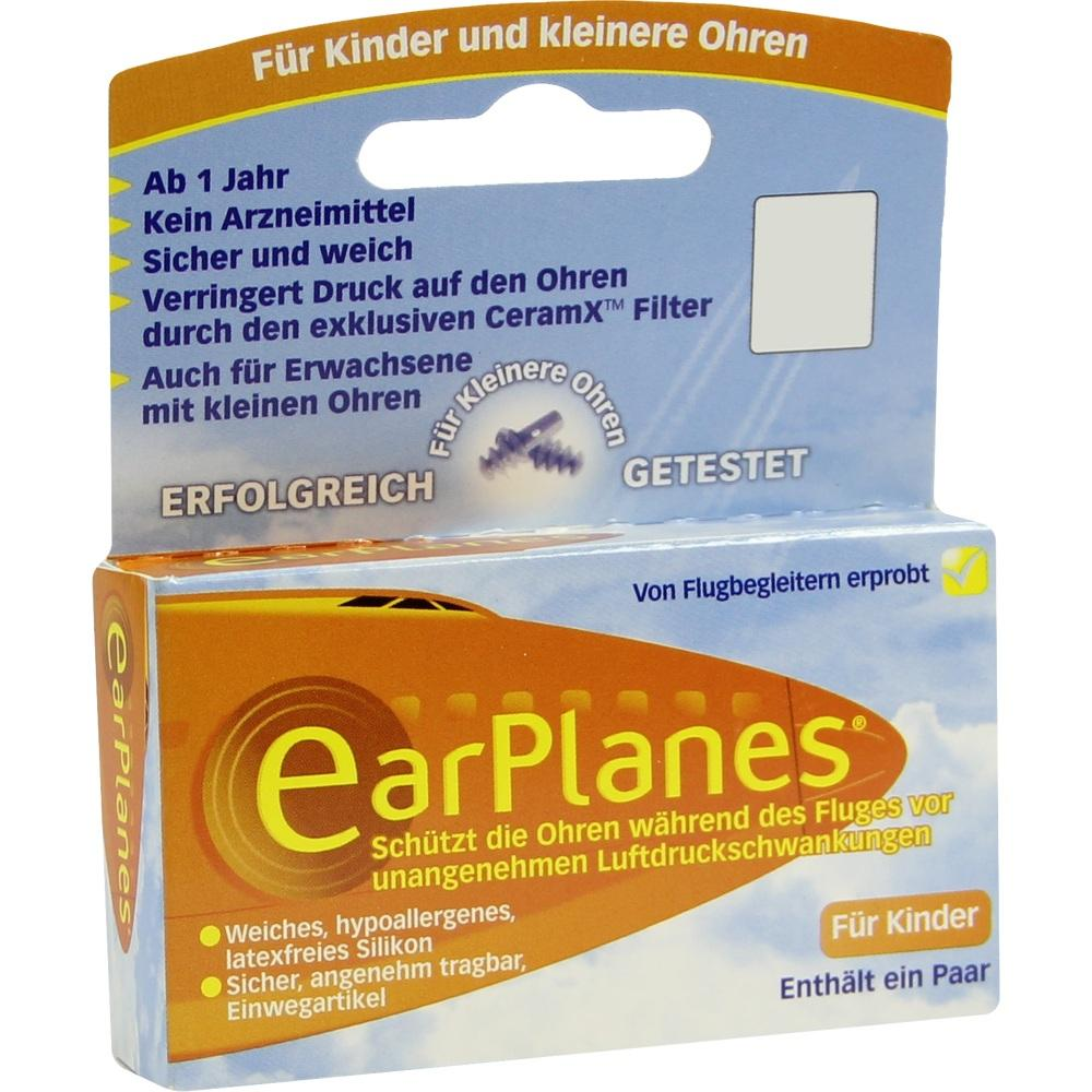 02069800, EarPlanes Child/Kind, 2 ST