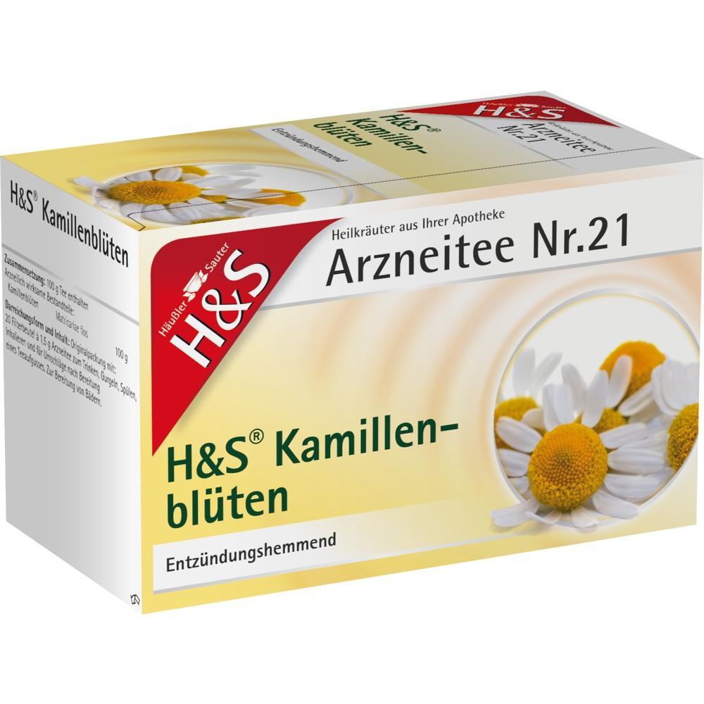 02070387, H&S KAMILLENTEE, 20X1.5 G