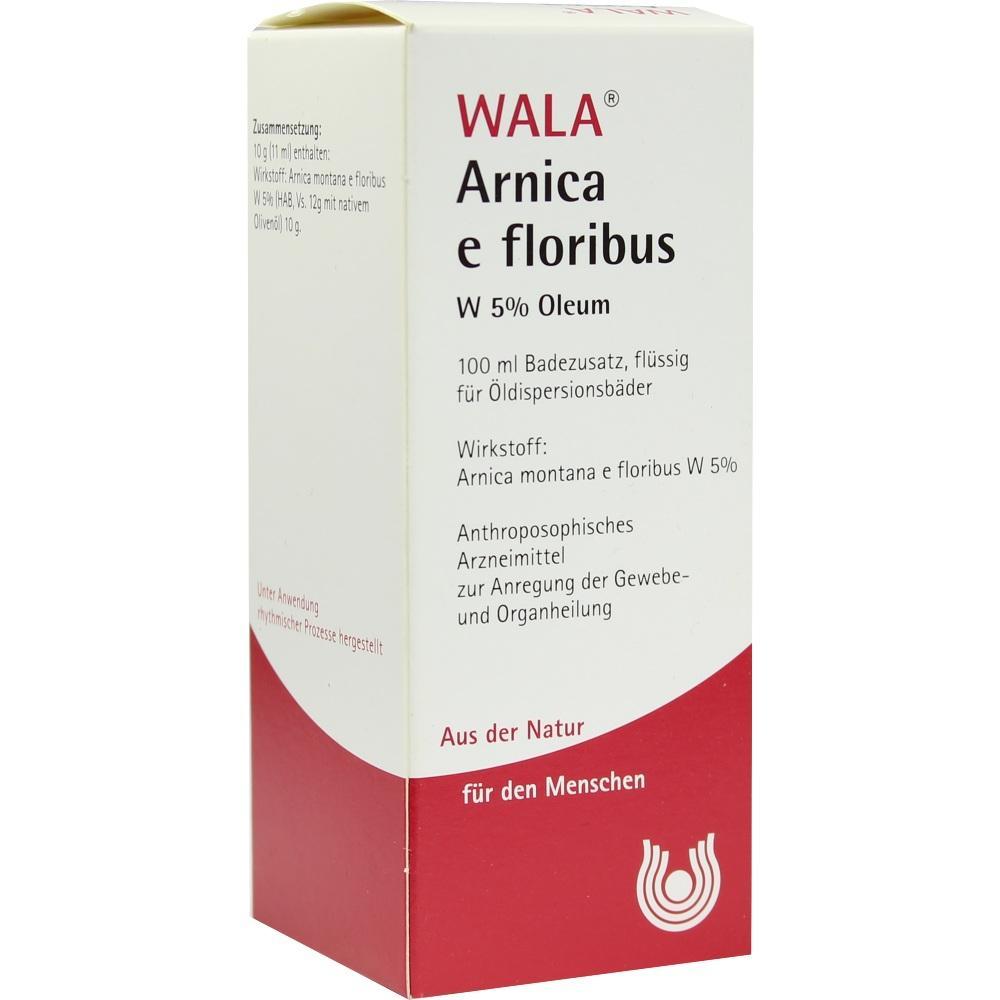 ARNICA E floribus W 5% Oleum