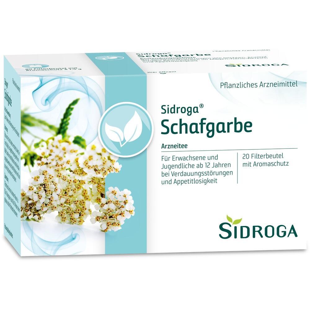 02094318, Sidroga Schafgarbe, 20X1.5 G