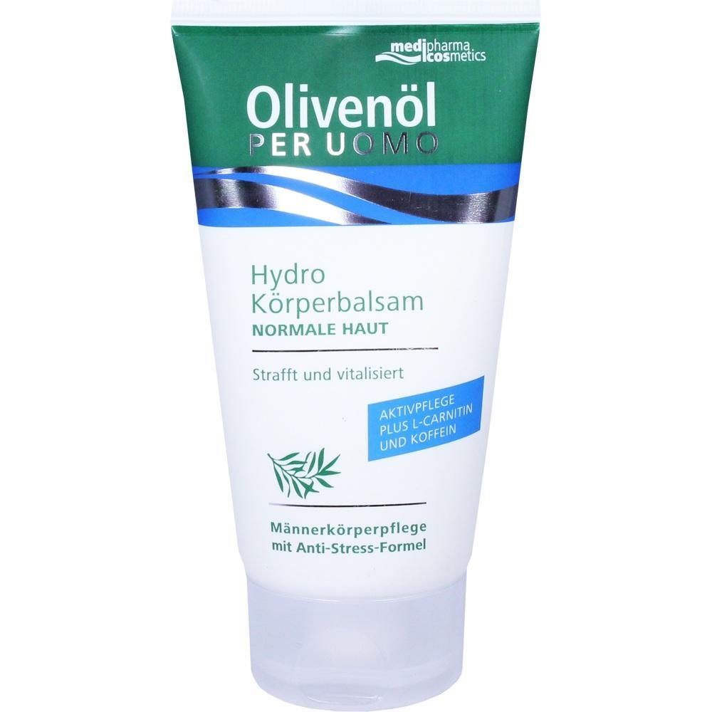 02096369, Olivenöl Per Uomo Hydro Körperbalsam, 150 ML