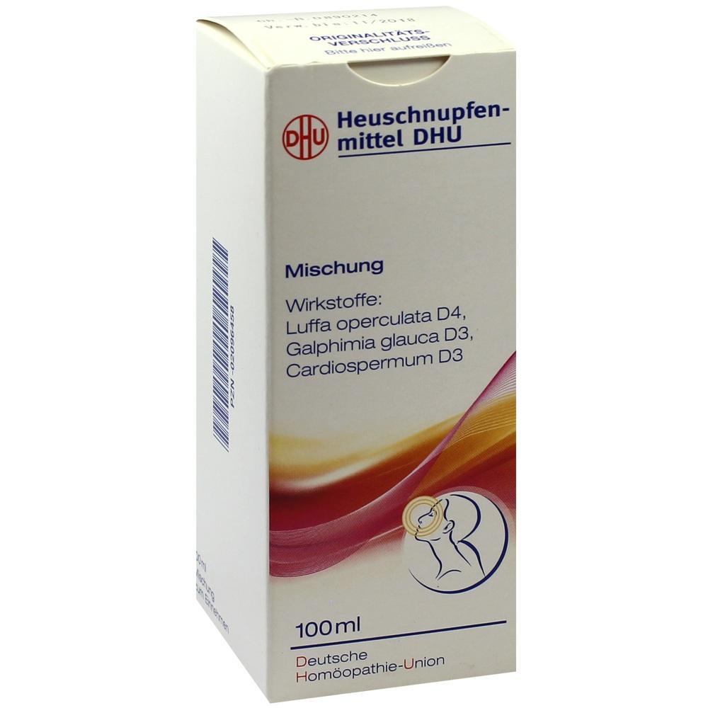 02096458, Heuschnupfenmittel DHU, 100 ML