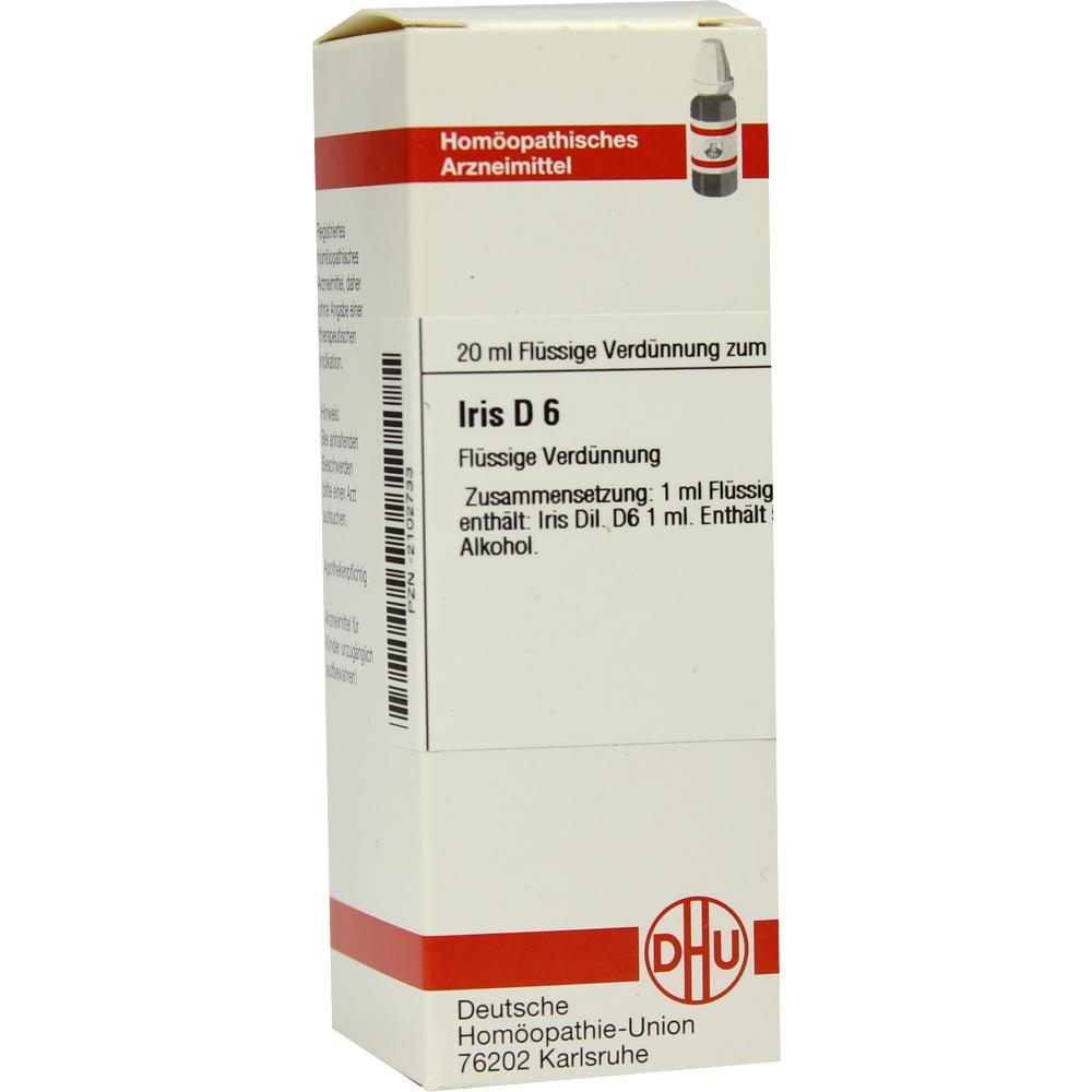 IRIS D 6 Dilution