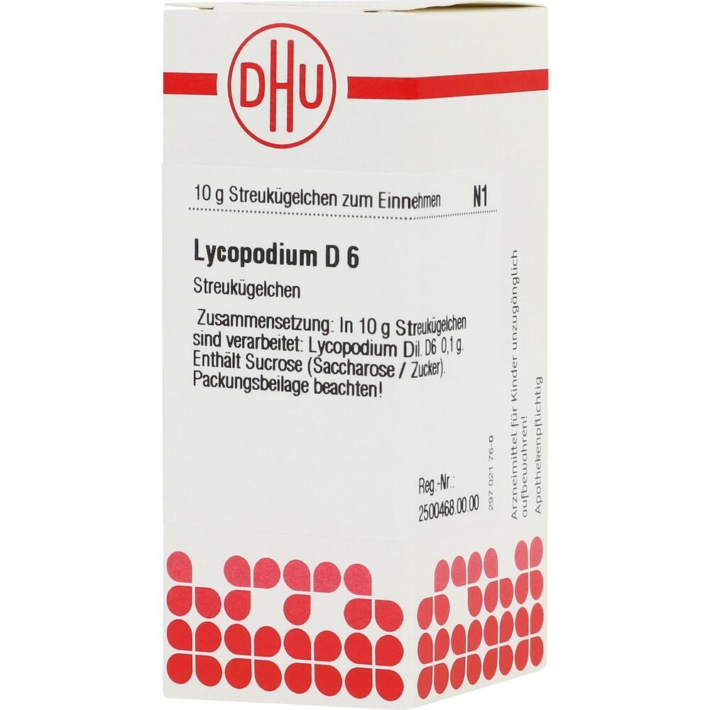 02103336, LYCOPODIUM D 6, 10 G