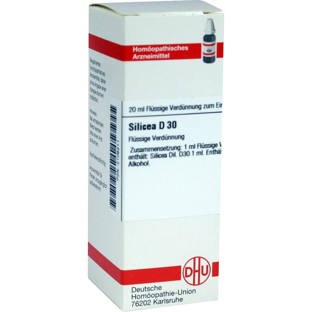 SILICEA D 30 Dilution
