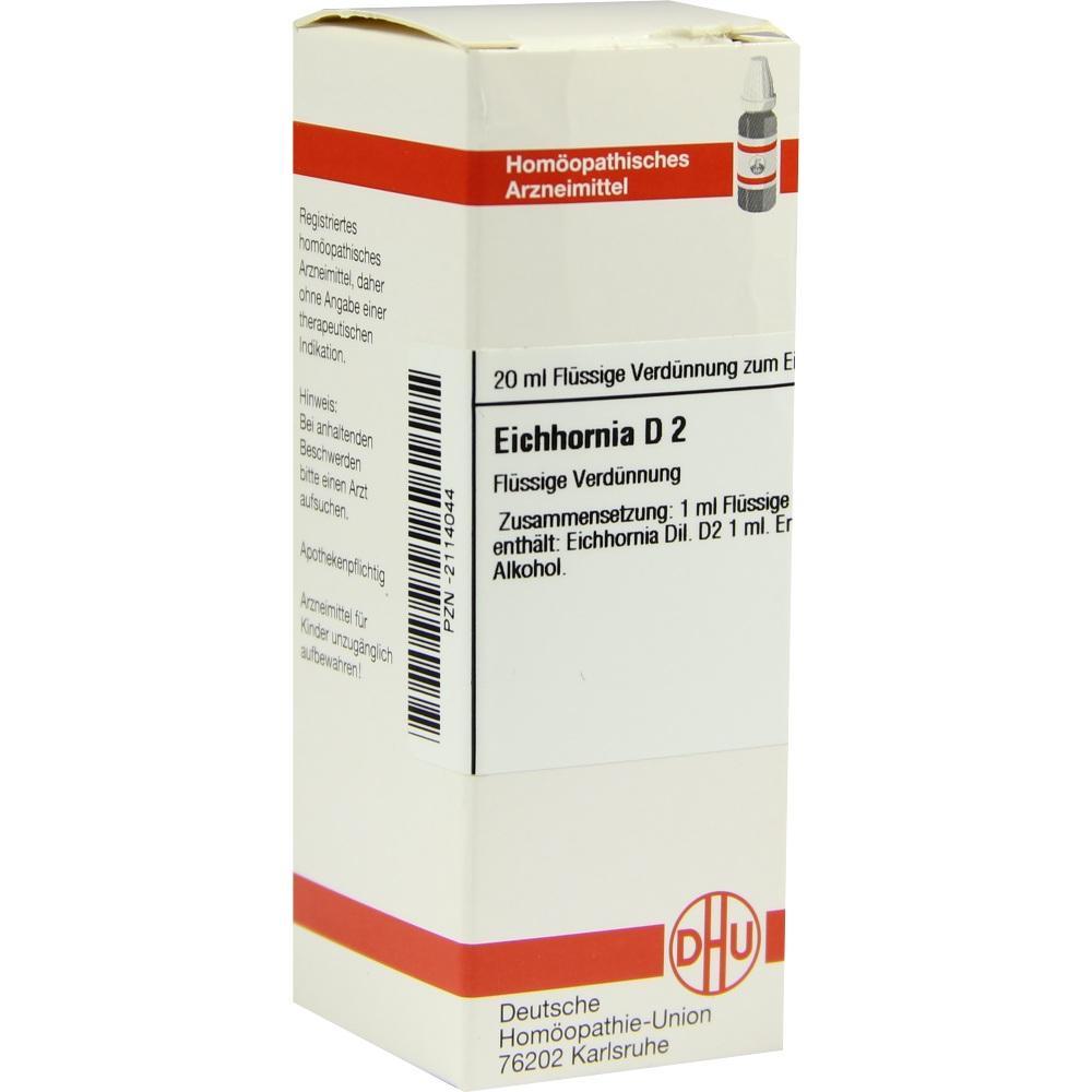 EICHHORNIA D 2 Dilution