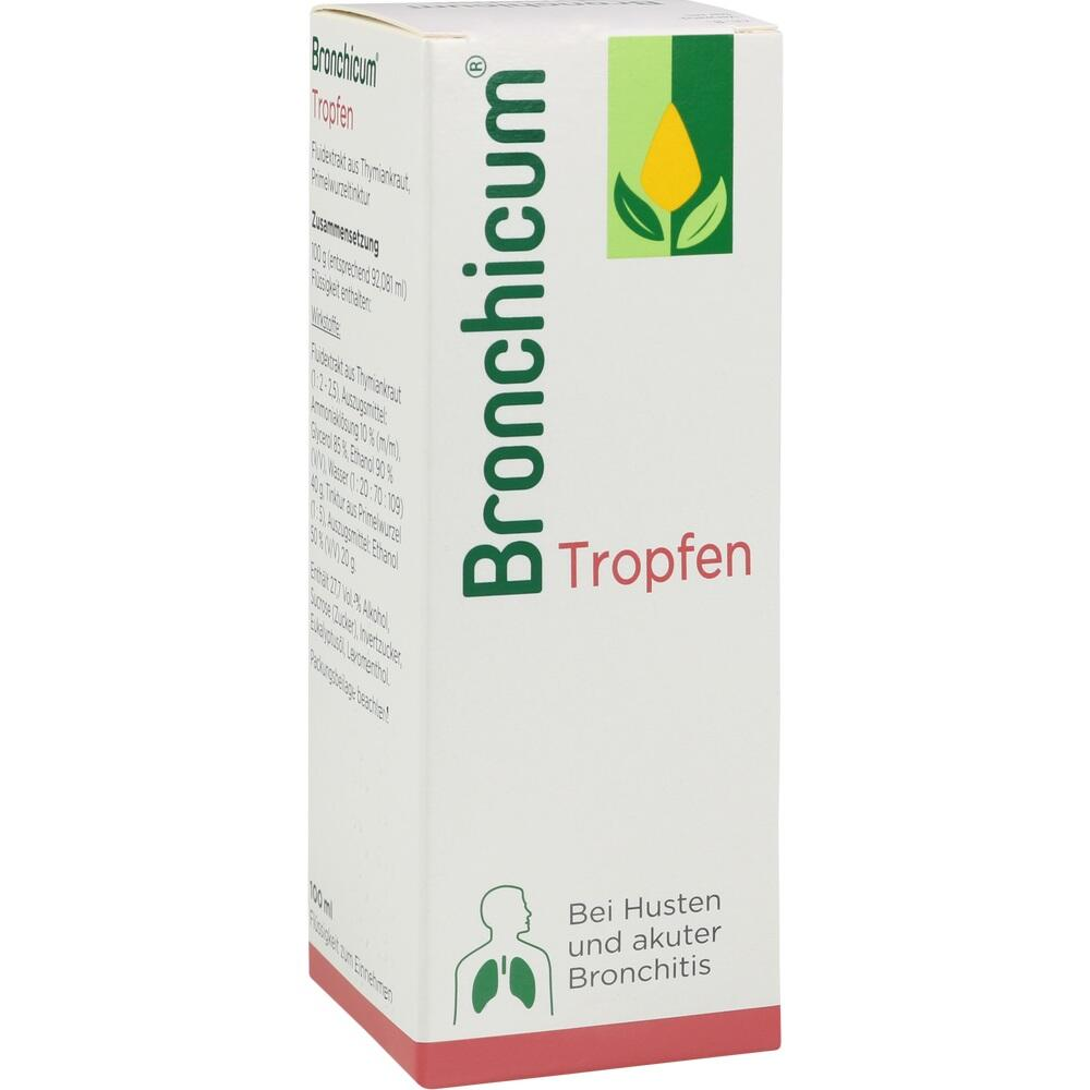 02139736, Bronchicum, 100 ML