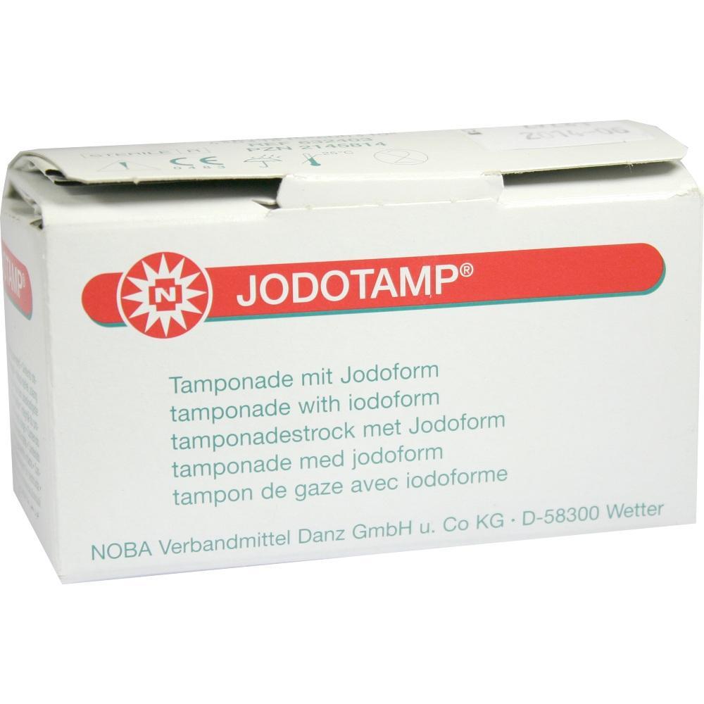 JODOTAMP 50 mg/g 3 cmx5 m Tamponaden