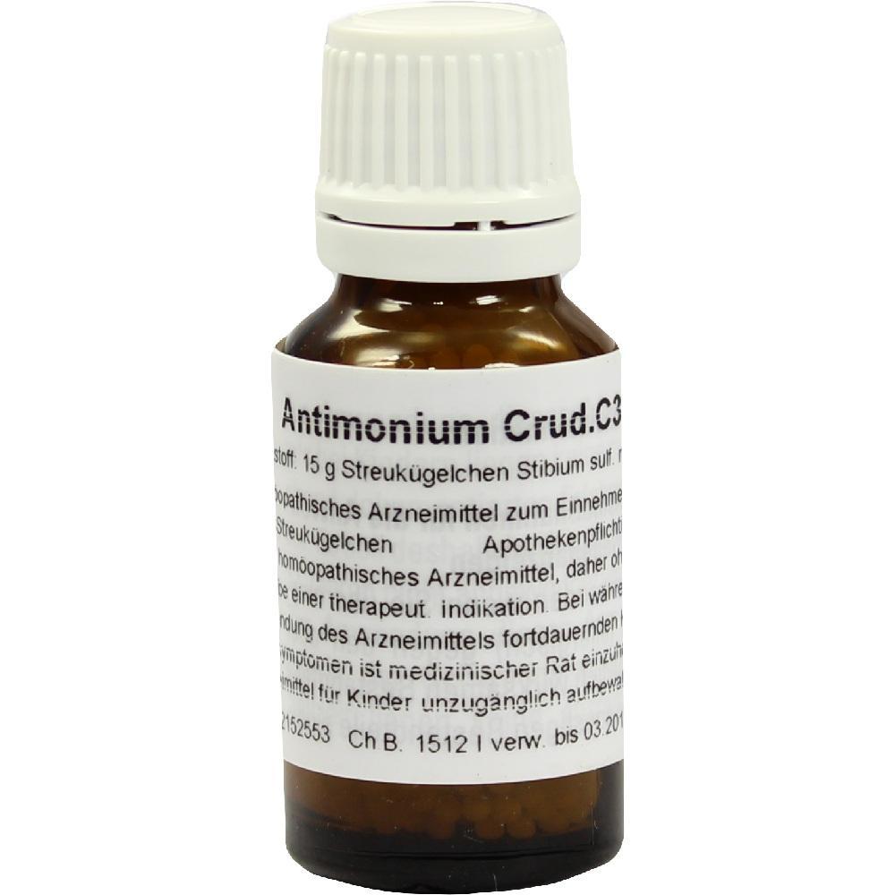 02152553, ANTIMONIUM CRUD C30, 15 G