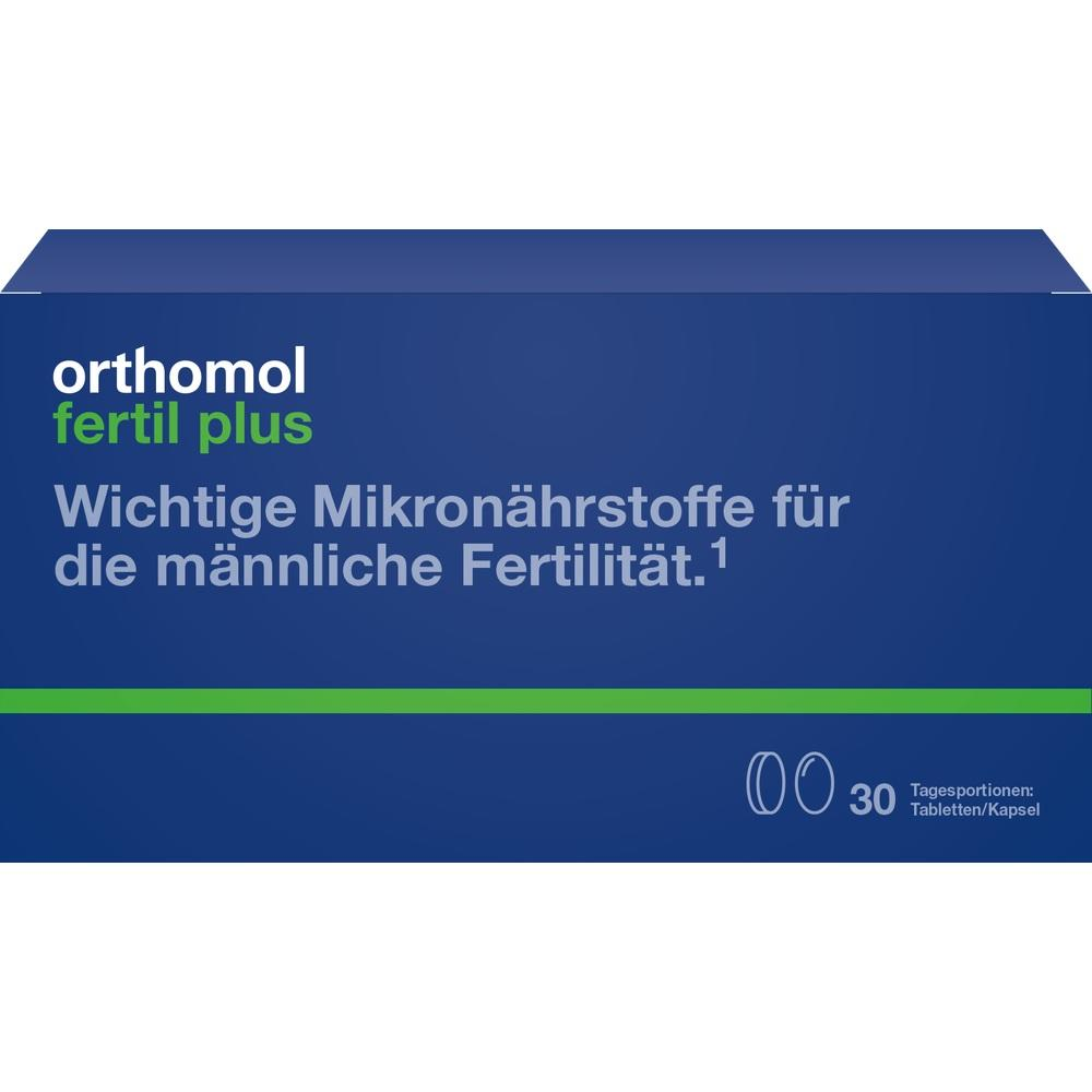 02166673, Orthomol Fertil plus, 30 ST