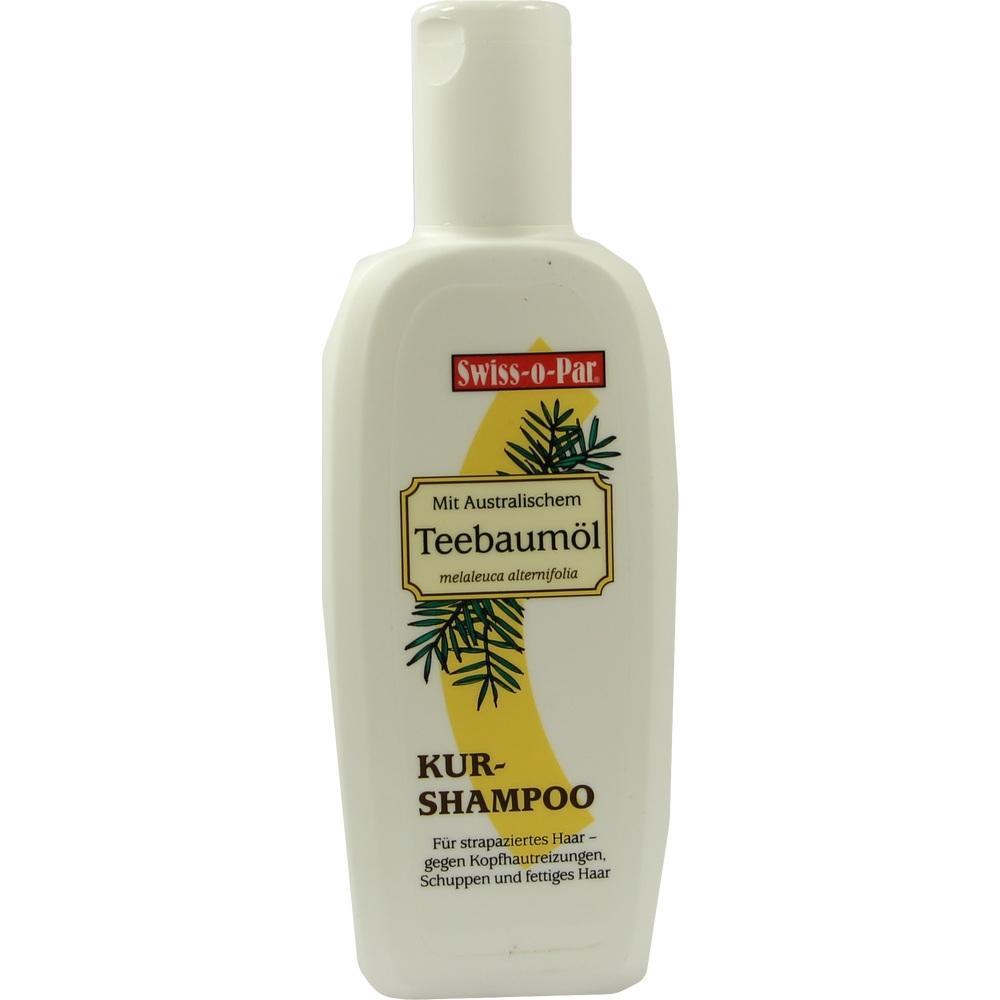 02192771, Teebaumöl Kur-Shampoo Swiss-O-Par, 250 ML
