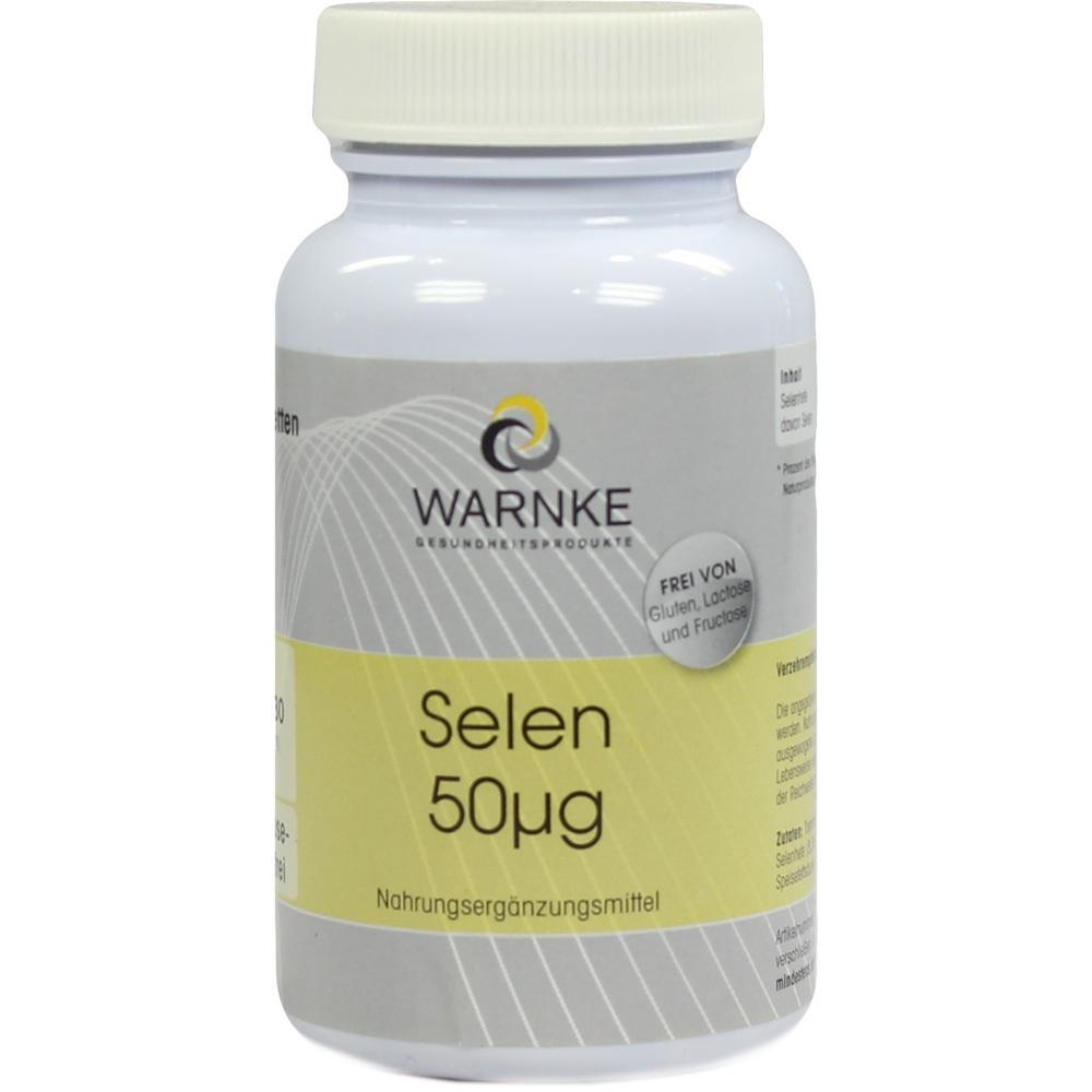 SELEN 50 µg Tabletten