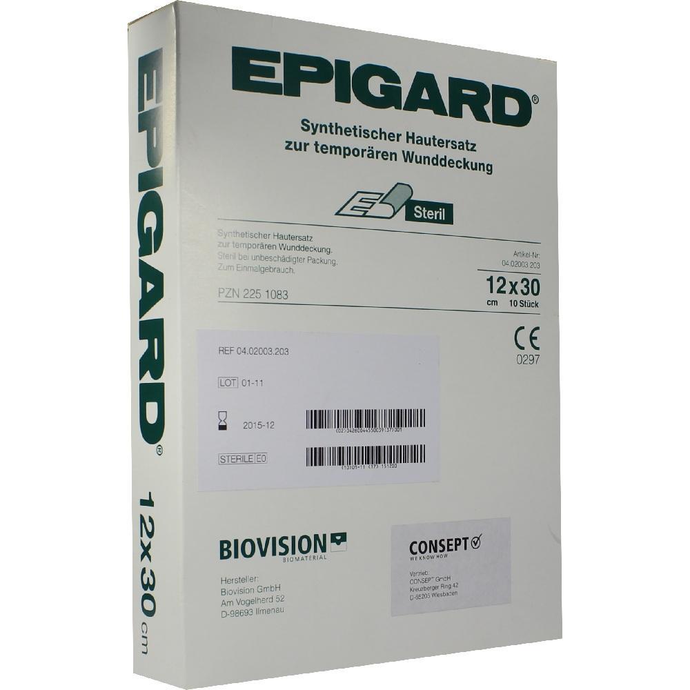 EPIGARD Verband 12x30 cm