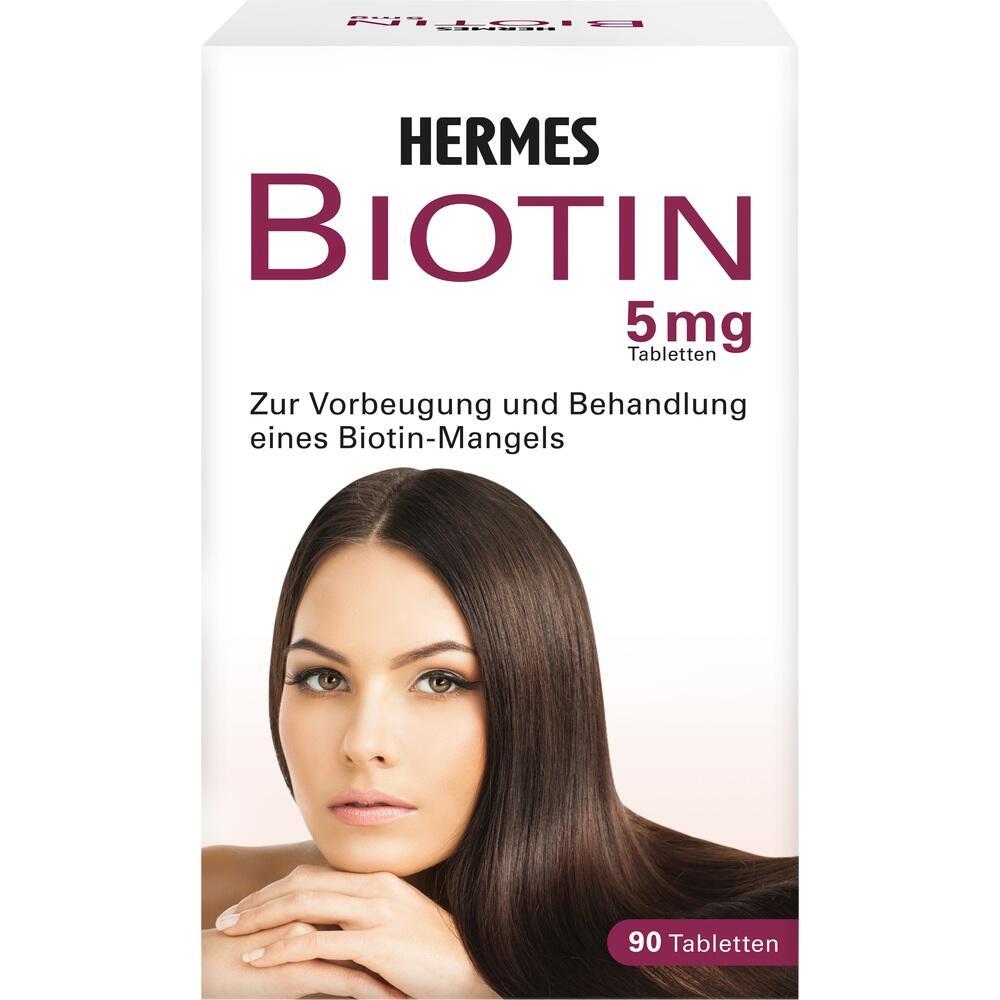 02253656, Biotin Hermes 5mg, 90 ST