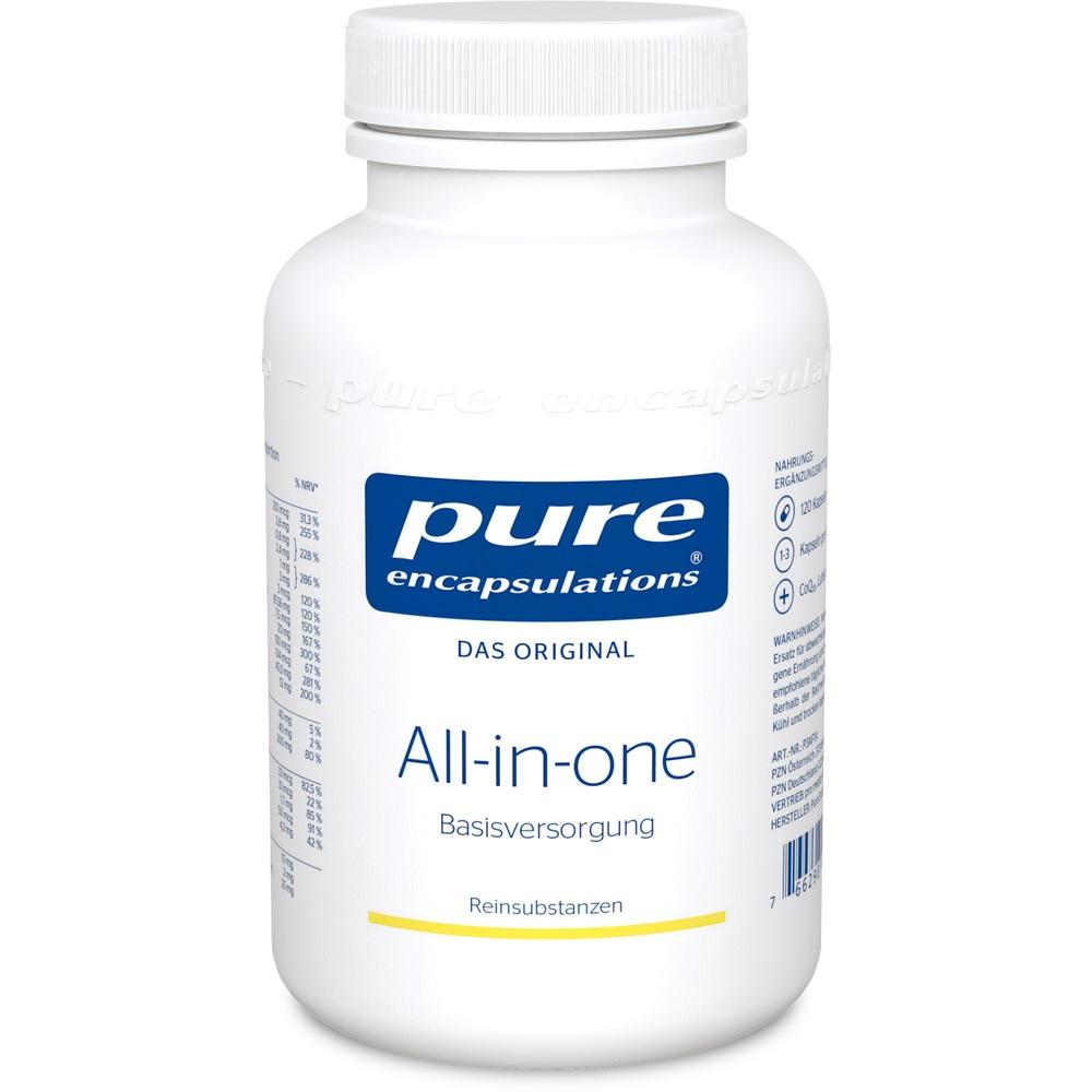 02260538, PURE ENCAPSULATIONS ALL-IN-ONE Pure 365, 120 ST