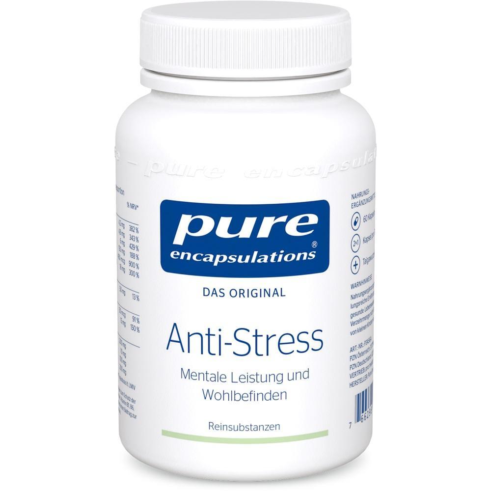 02260573, PURE ENCAPSULATIONS ANTI-STRESS Pure 365, 60 ST