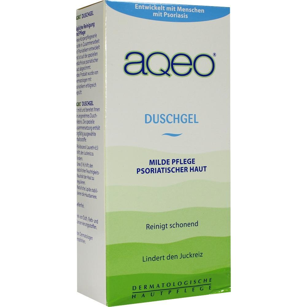02296861, Aqeo Duschgel, 200 ML