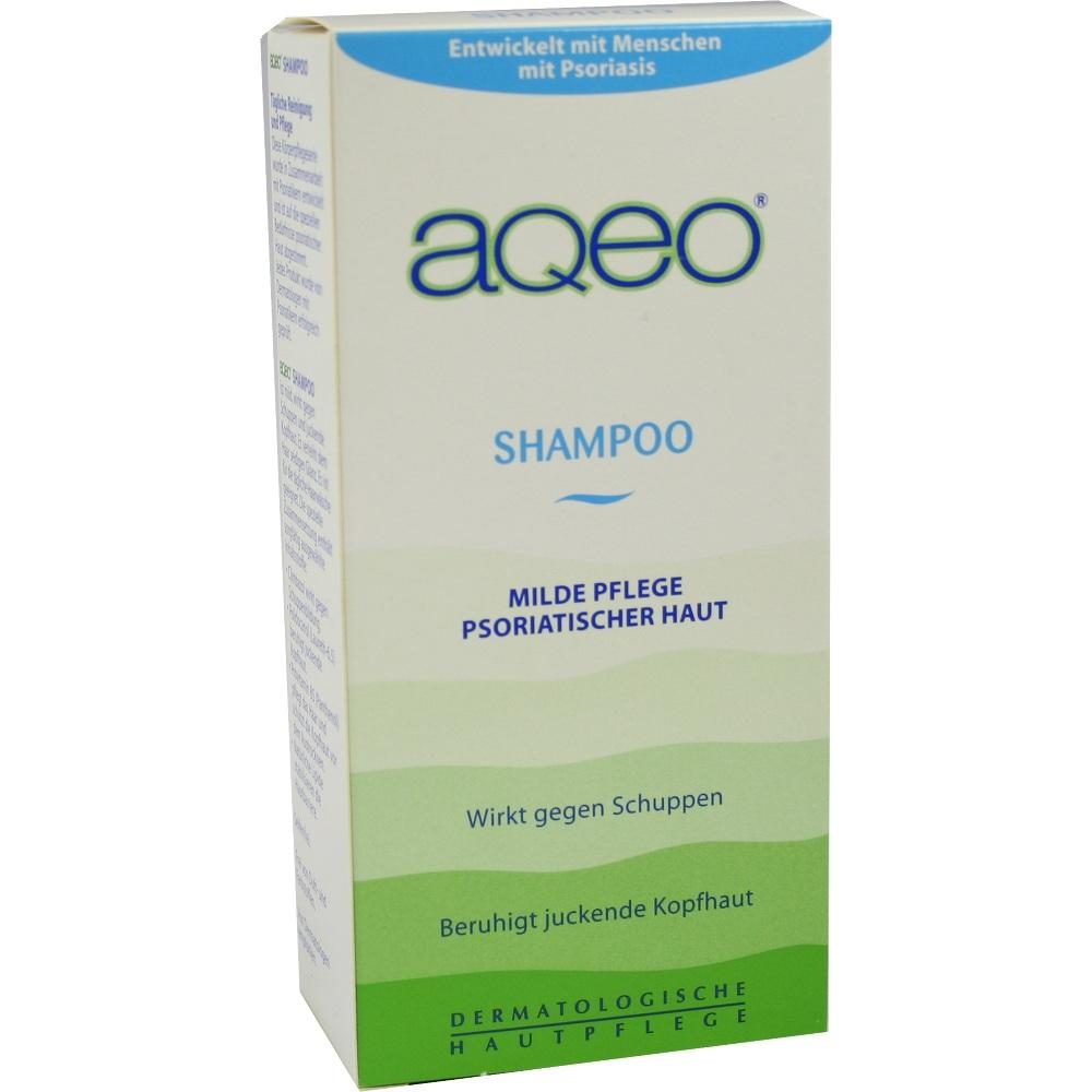 02296938, Aqeo Shampoo, 200 ML