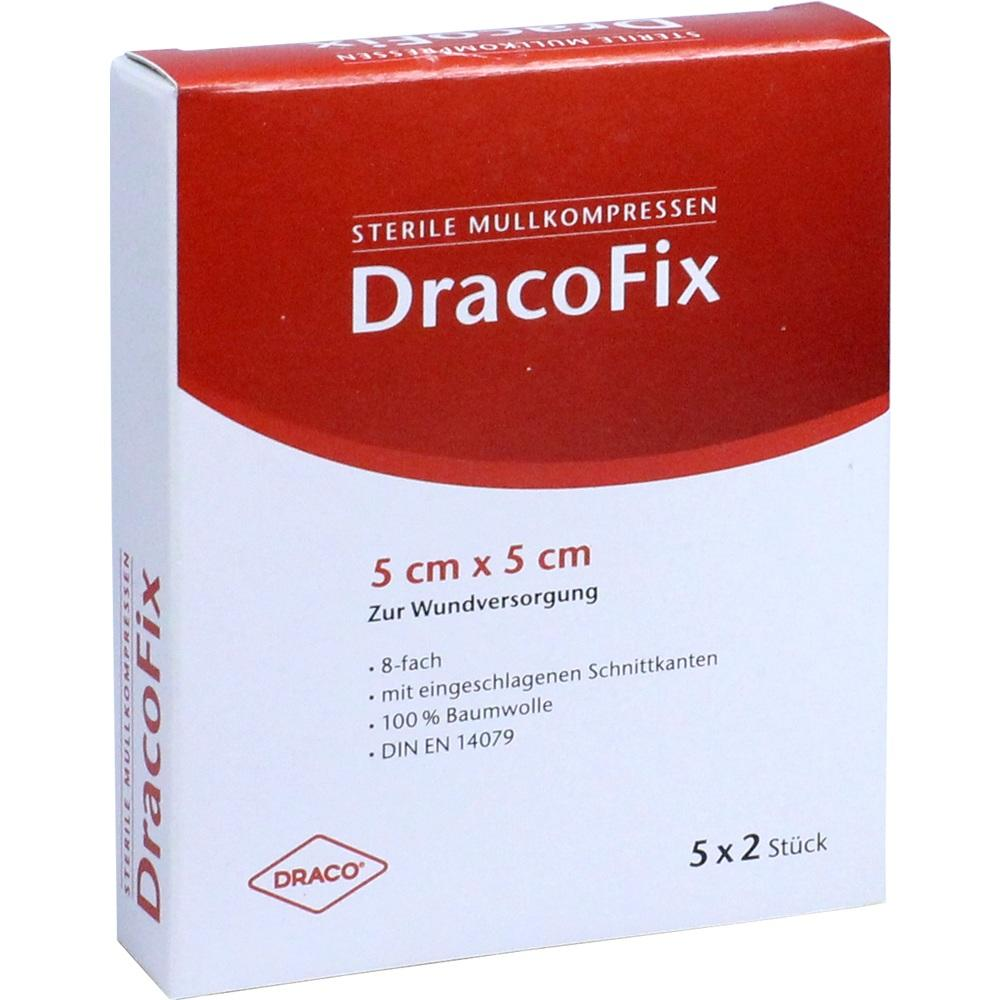 02358674, DRACOFIX PEEL KOM steril 5X5 8fach, 5X2 ST