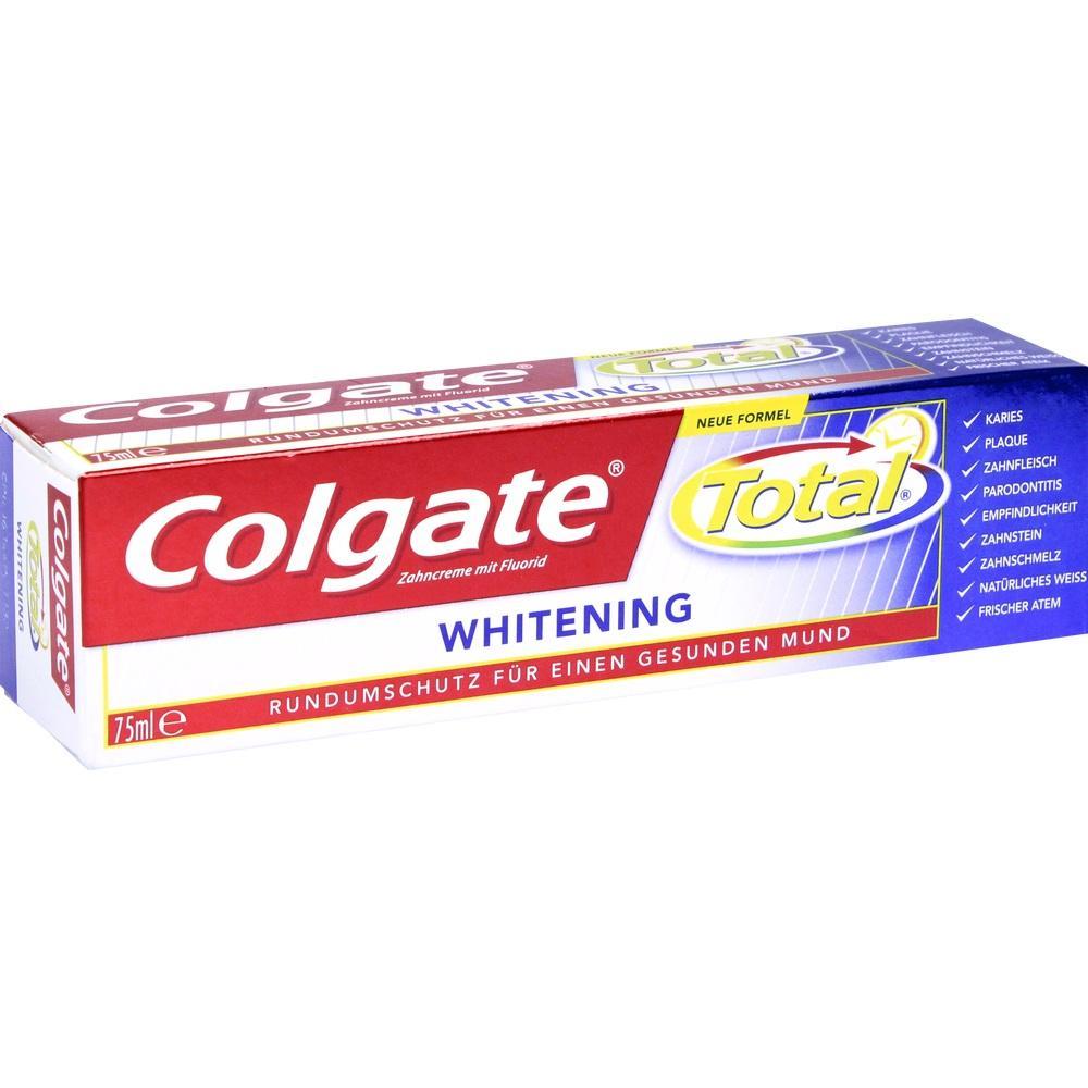 02417715, Colgate Total Plus Whitening, 75 ML