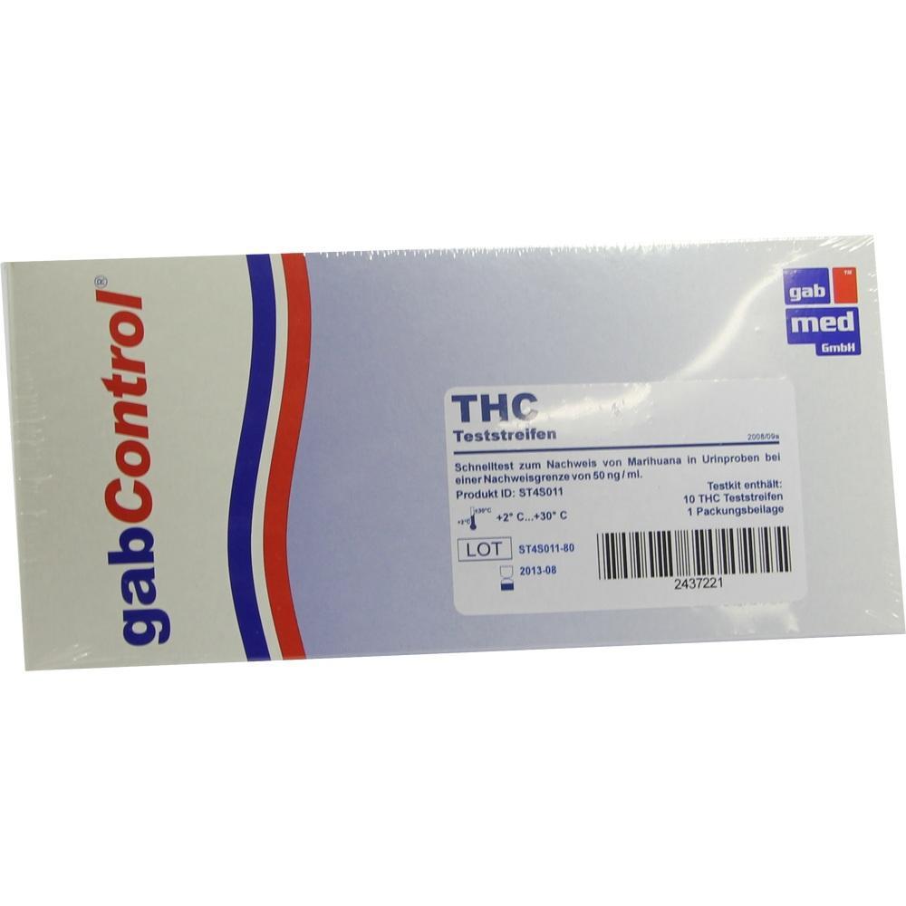DROGENTEST THC Teststreifen