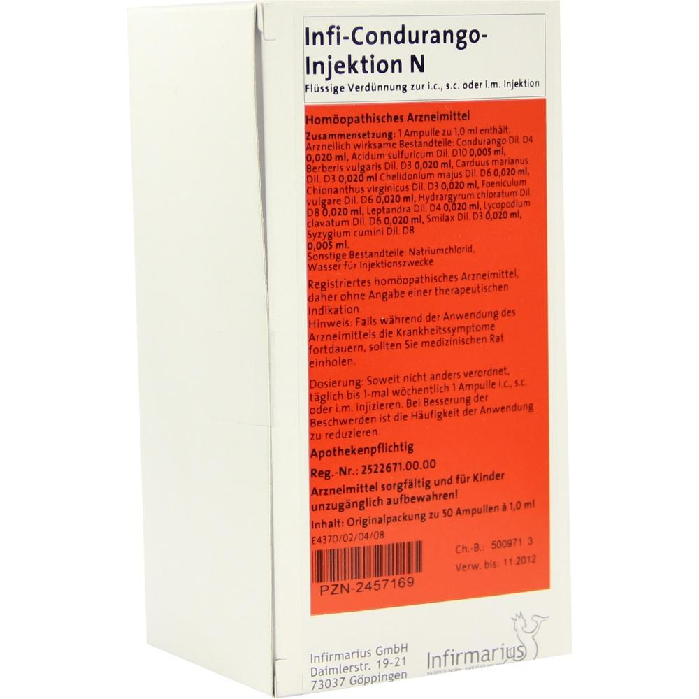 INFI CONDURANGO Injektion N