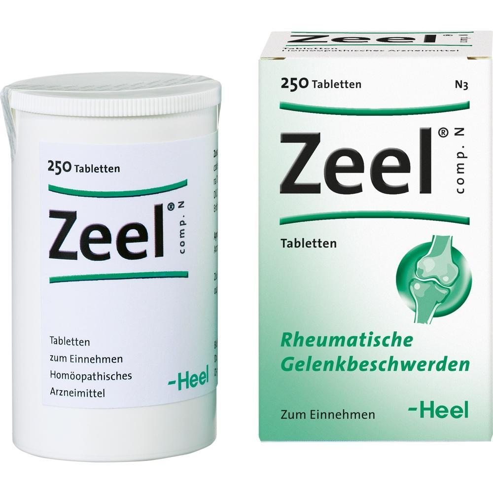 02464175, Zeel comp N, 250 ST