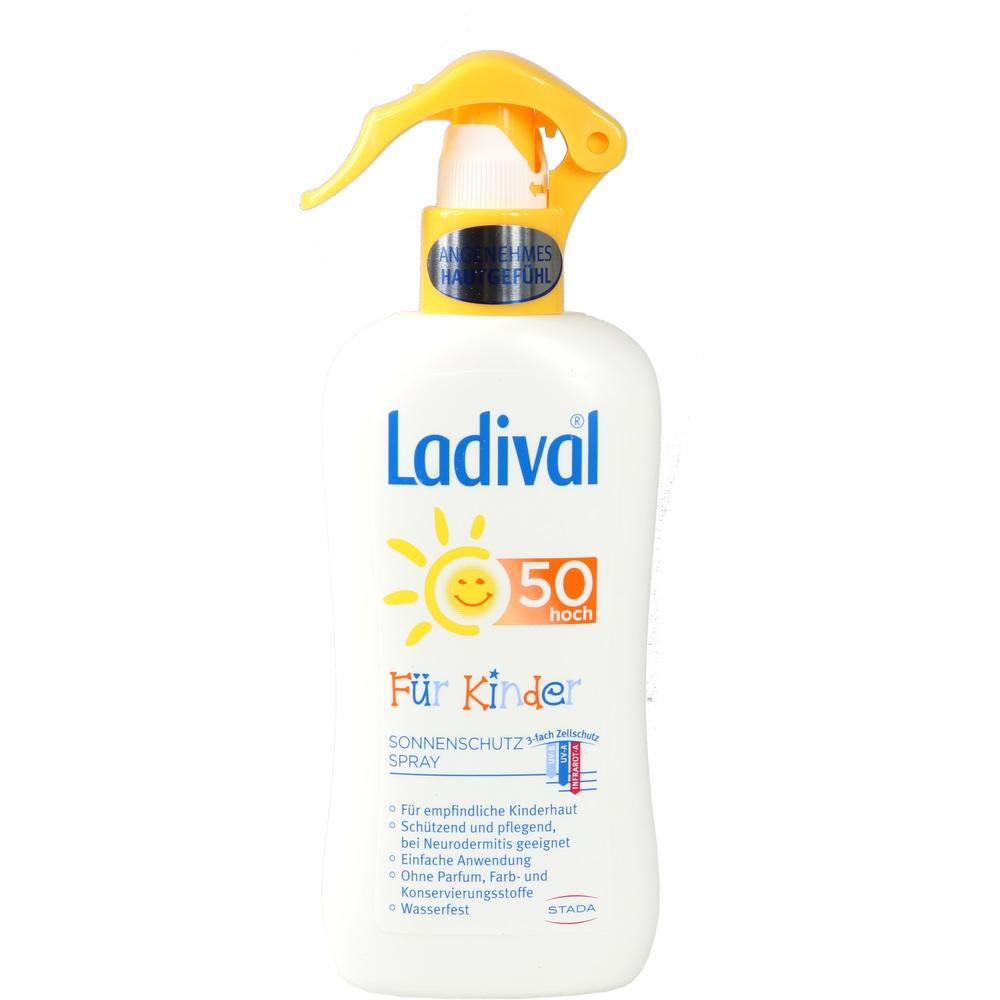 02481854, Ladival für Kinder LSF 50, 200 ML