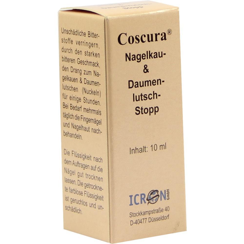 02485071, Nagelkau- & Daumenlutsch-Stopp Coscura, 10 ML