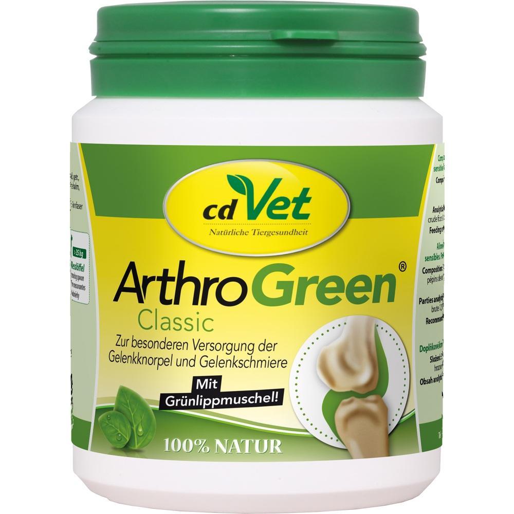 02486975, ArthroGreen Futterergänzung vet, 70 G