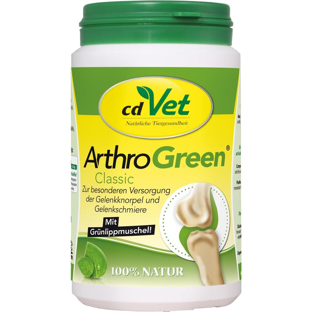 02486981, ArthroGreen Futterergänzung vet, 165 G