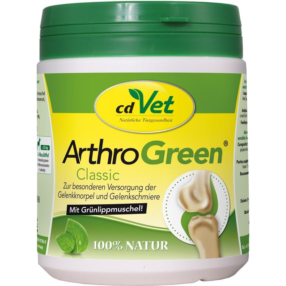 02487012, ArthroGreen Futterergänzung vet, 345 G