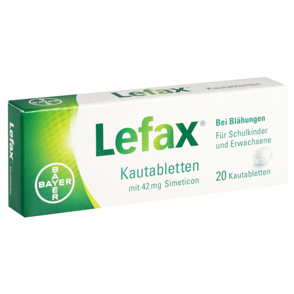 02487940, LEFAX, 20 ST