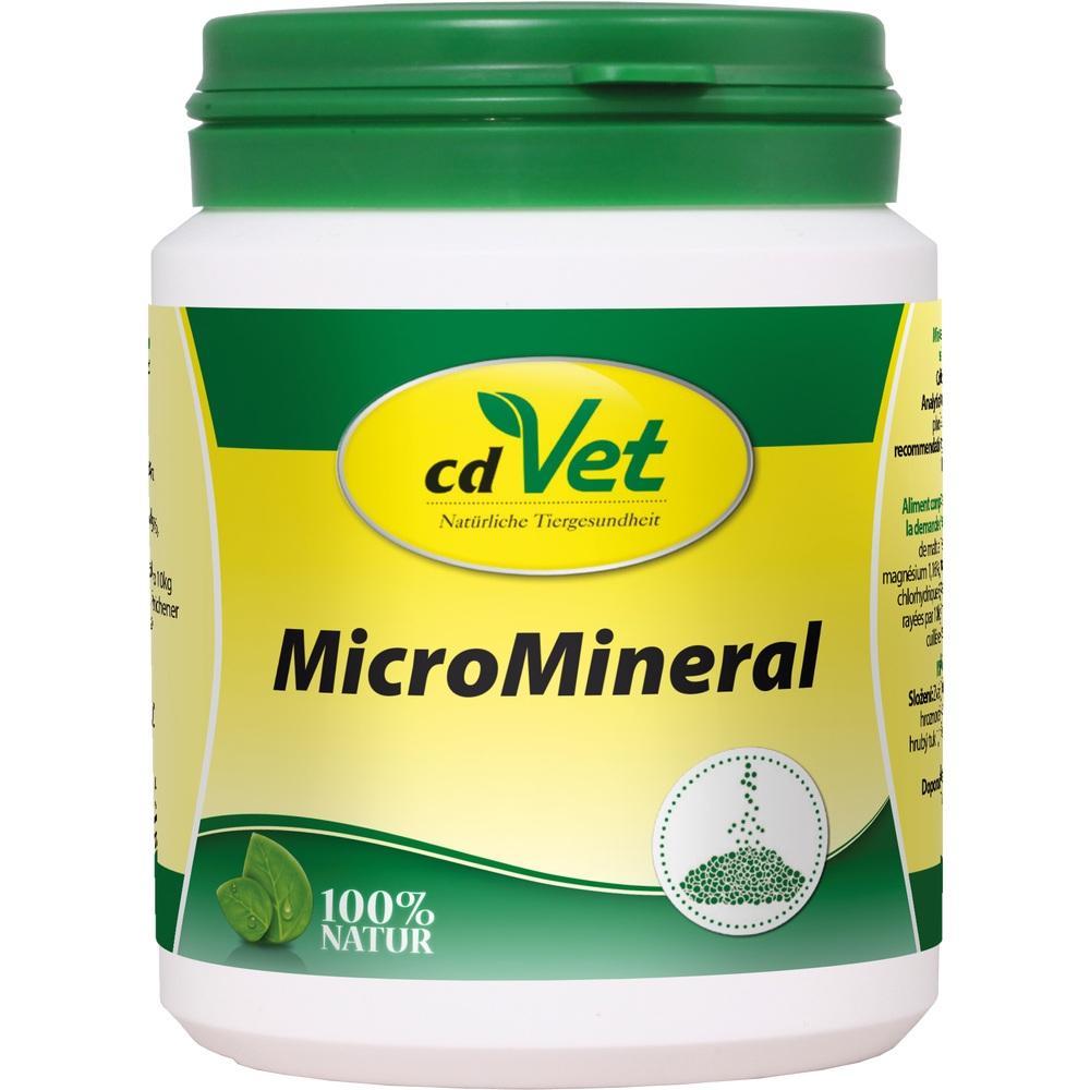 02490244, MicroMineral vet, 150 G