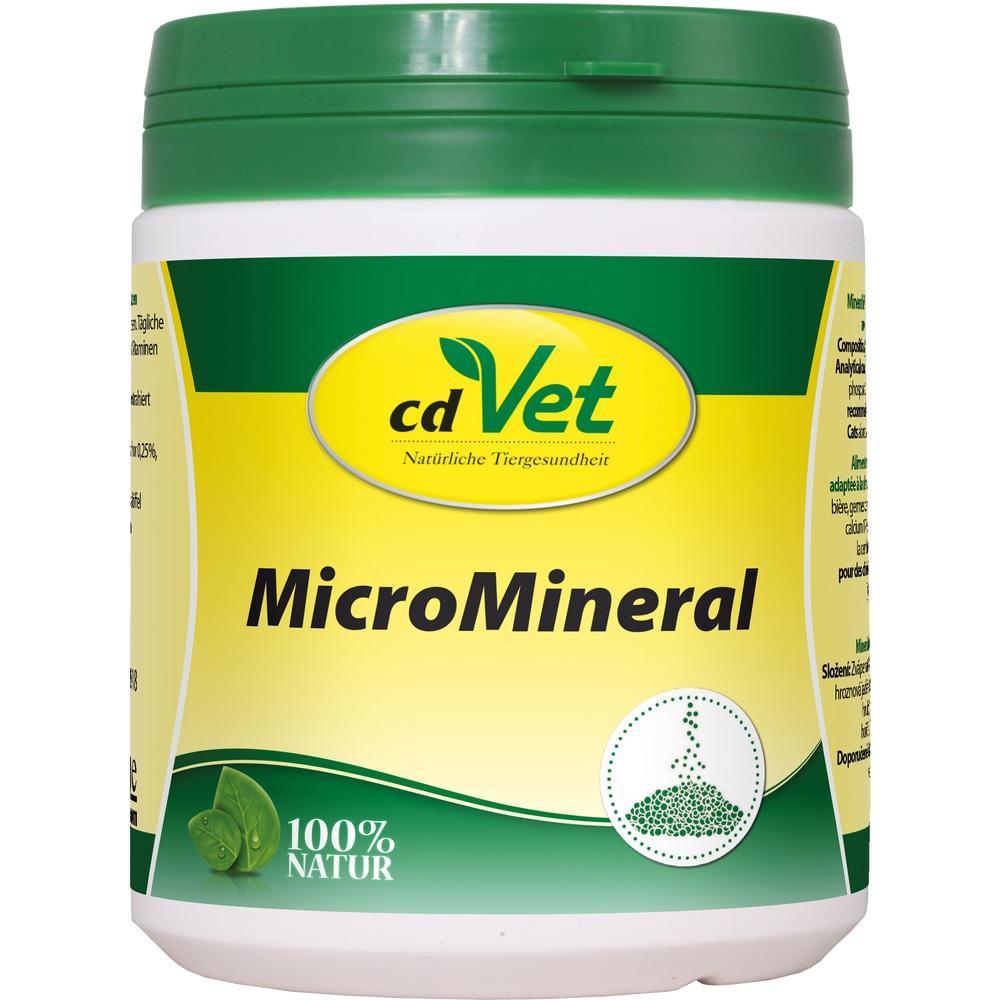 02490250, MicroMineral vet, 500 G